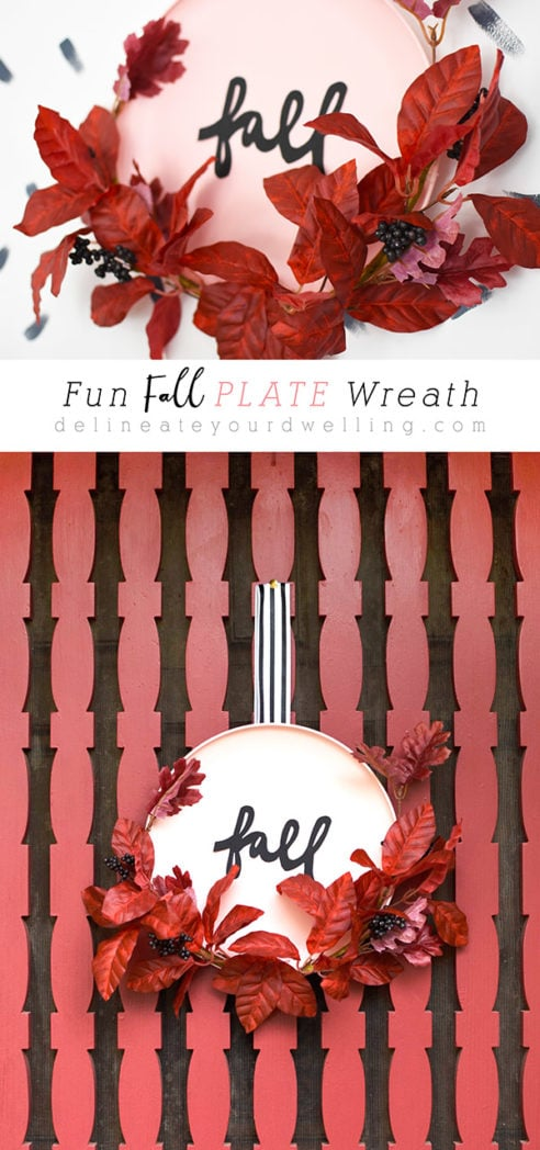 Fall Wreath for your front door