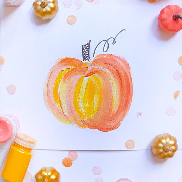 1-Colorful-Painted-Fall-Pumpkin