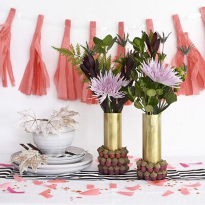 1-Gorgeous Acorn Vase