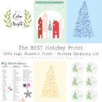1-Holiday Prints