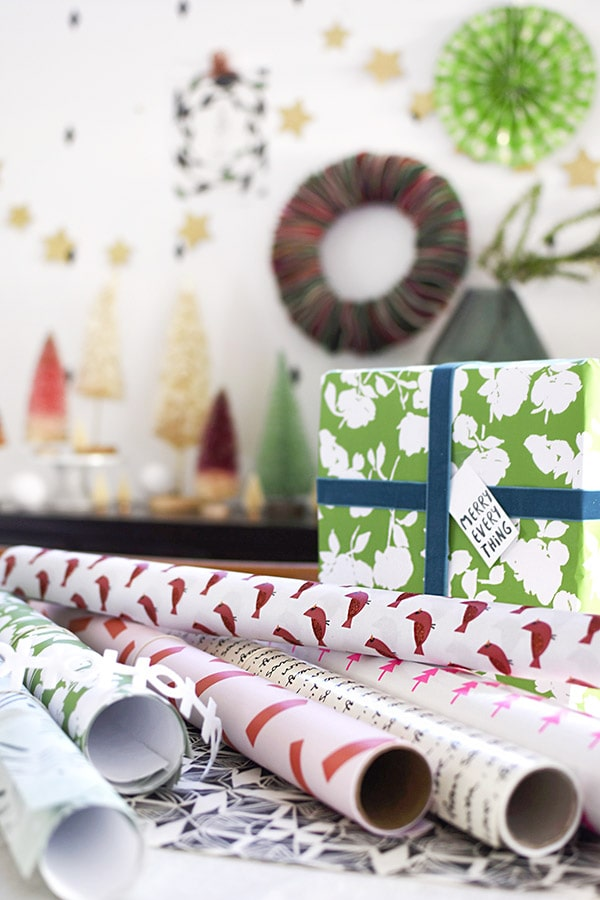 Christmas Wrapping Paper and Gift Wrap