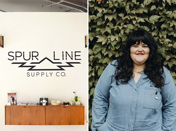 Albuquerque, NM Must See retail shop - Spurline Supply Co. in the SawMill District, Delineate Your Dwelling #shoplocal #albuquerqueshop