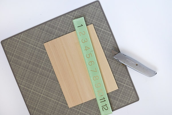 How to create simple and modern Wooden Cutout Frame : Make it Challenge, Delineate Your Dwelling