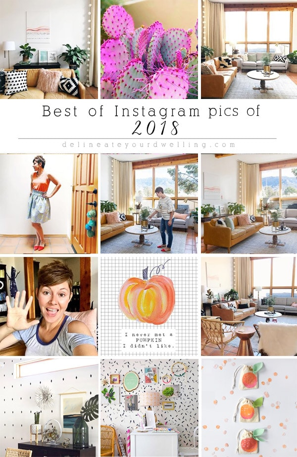 Best of Instagram Pictures of 2018 for Delineate Your Dwelling #instagram #topnine
