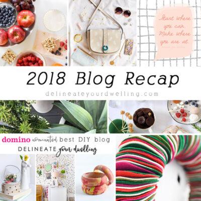 1-2018 Blog Recap