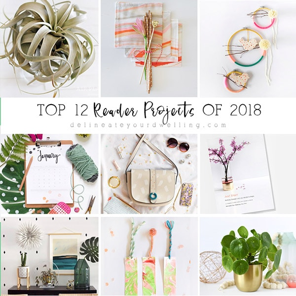 Top 12 Reader Projects of 2018