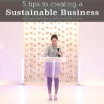 5 tips for Sustainable Business-6