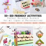 50+ Kid Summer Activities