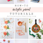 Acrylic Paint Tutorials
