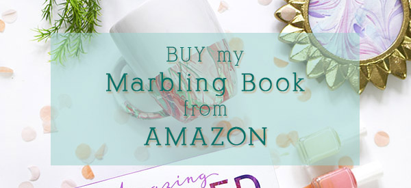 Buy my Marbling Book from Amazon