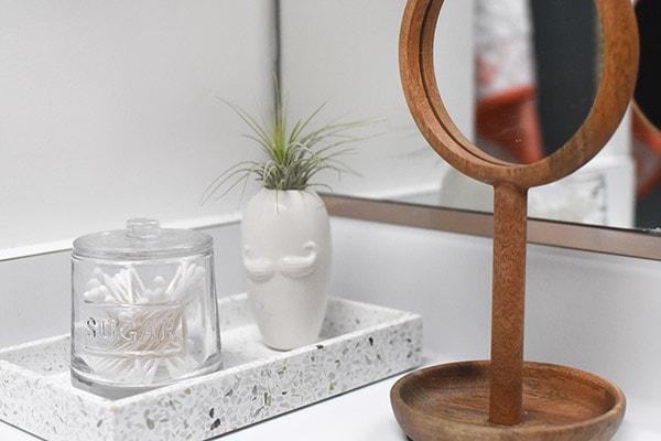 Bathroom Terrazzo Tray