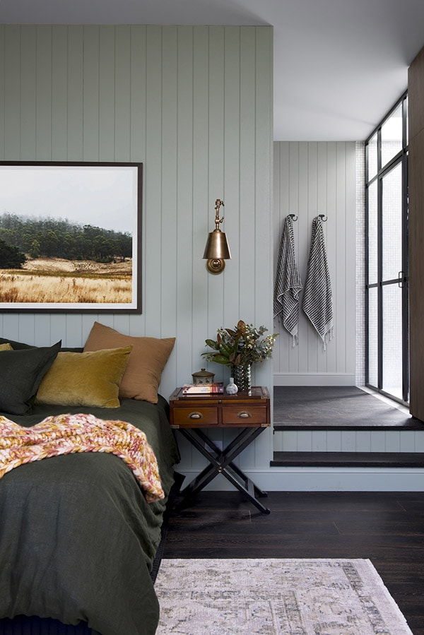 Saturated Bedroom