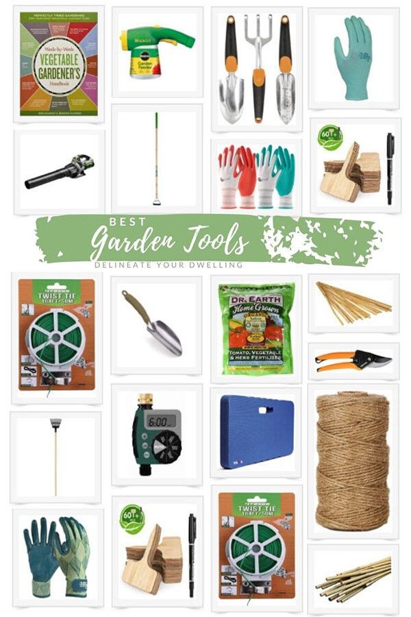 Best Raised Vegetable Garden Tools