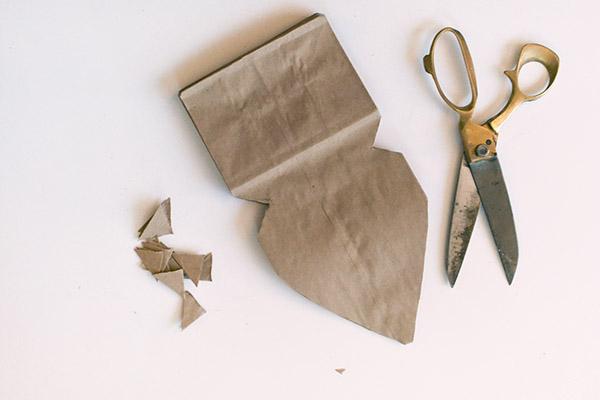 Paper Bag Stars cuts