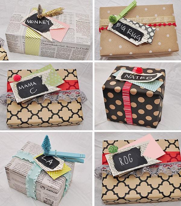 Christmas Gift - Wrap