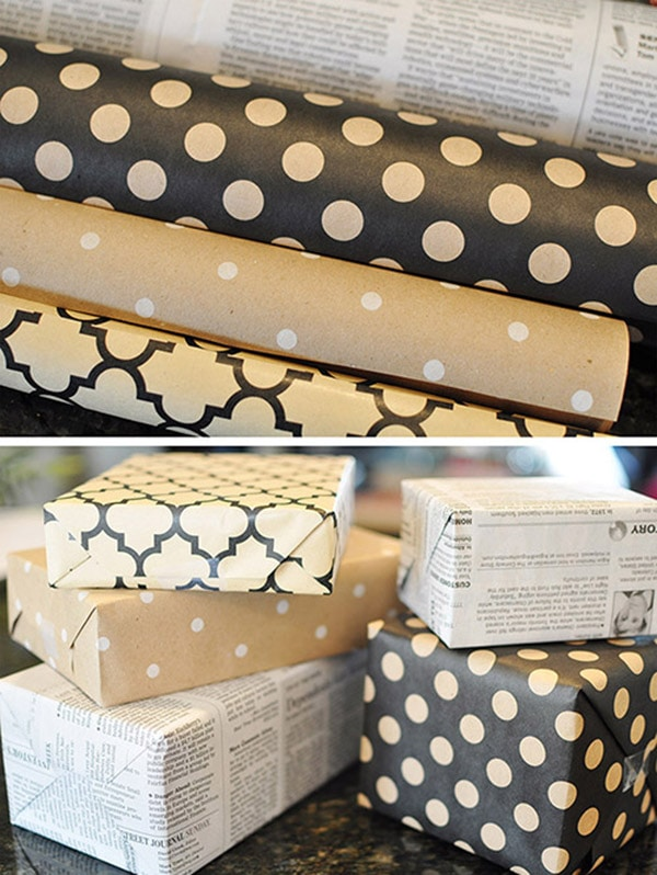 Christmas Paper - Wrapping