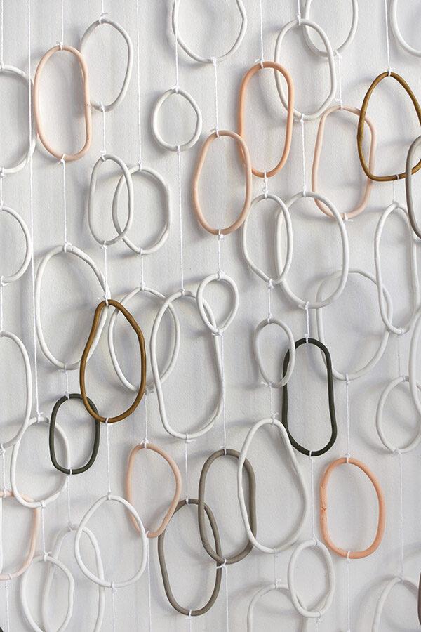 Organic Clay Rings