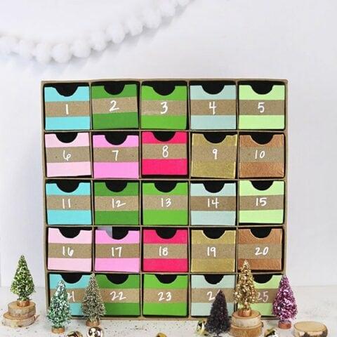 Colorful-Advent-Calendar