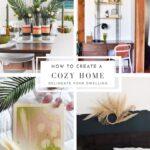 Create a Cozy Home