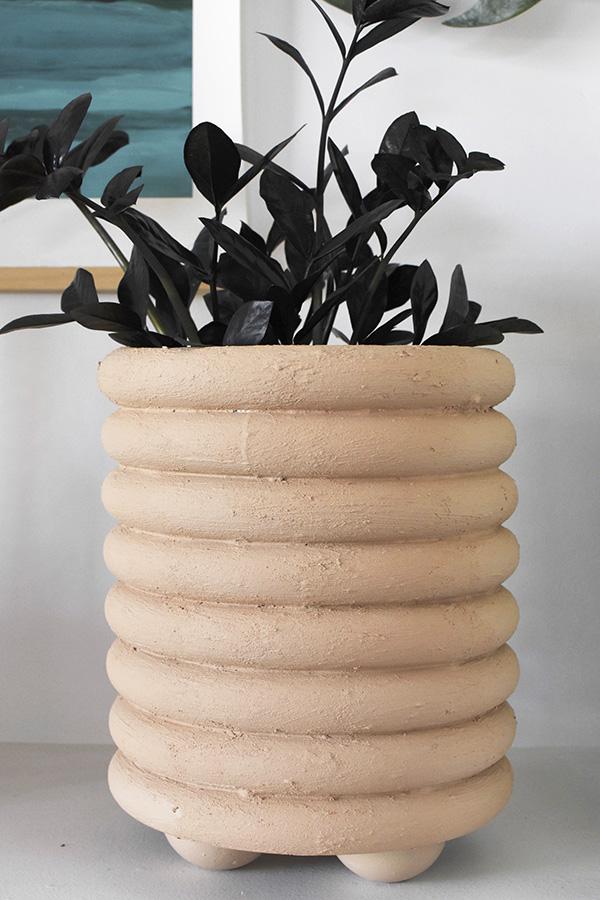 DIY Ring Planter texture