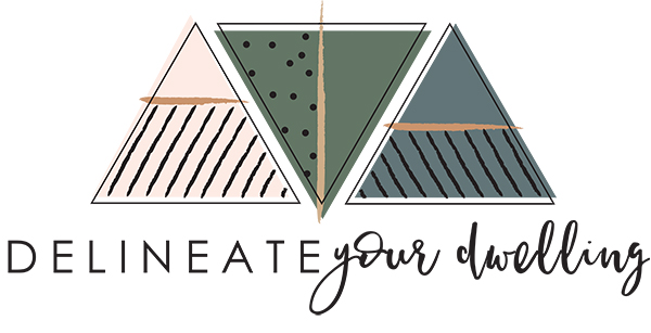 Delineate Your Dwelling - Home decor, crafts & DIY projects for every skill level!