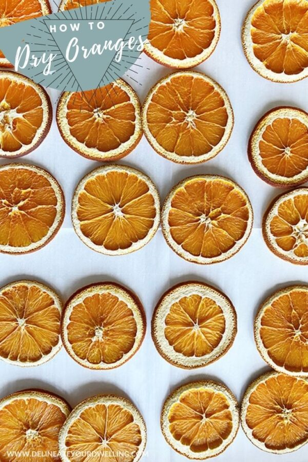 Dry-Oranges for decor