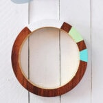 Easy Wooden Bracelets