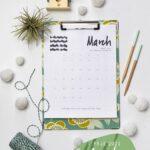 Free 2021 Printable Calendar