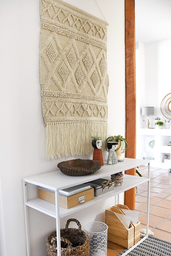 Front Entry Organize