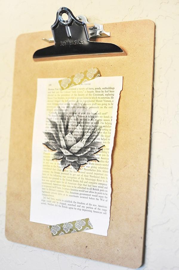 Garden Book Page step3