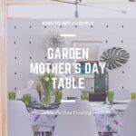 Garden Spring Table