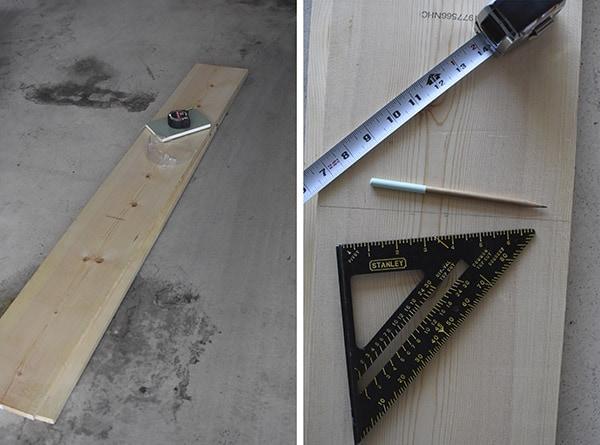 Hallway update - cutting boards