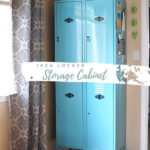 IKEA Locker Storage Cabinet