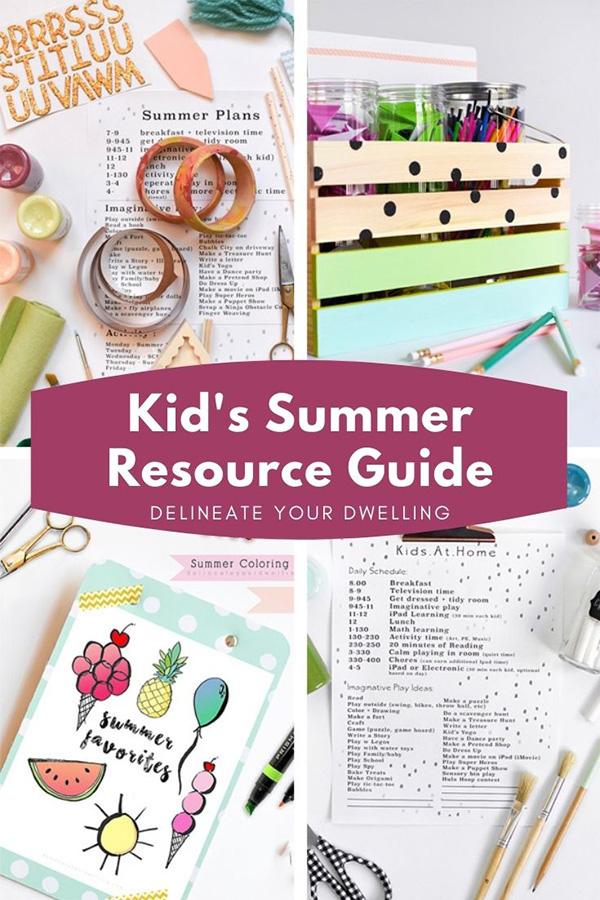 Kid's Summer Resource Guide