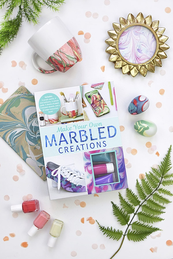 Marbling Craft Book