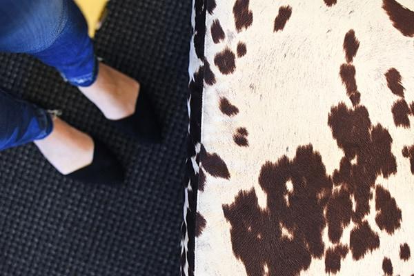 Make a House a Home, Texture Chair