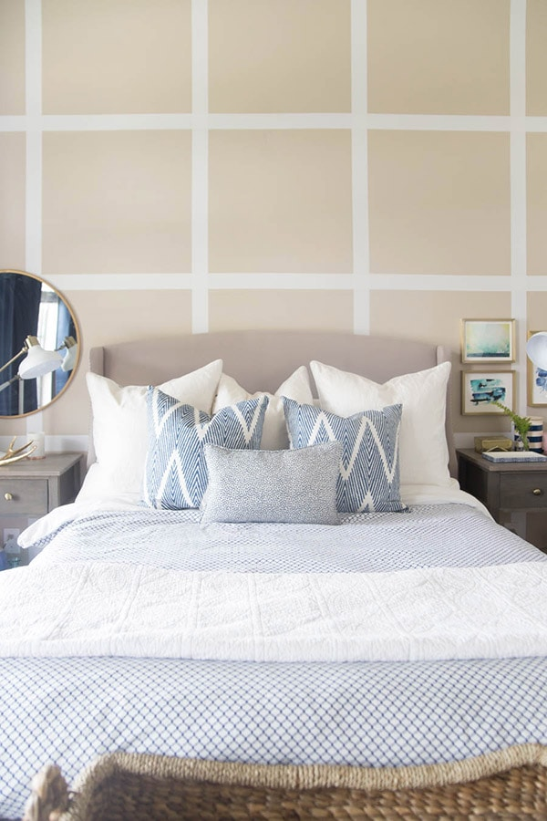MakingHomeBase-Grid-Bedroom-Wall