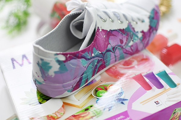 Marbled Shoe