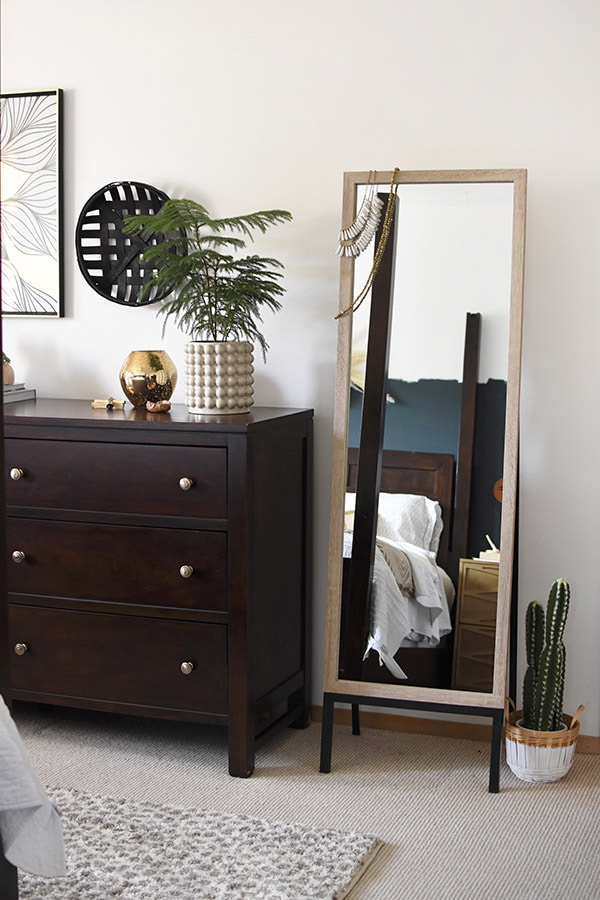 Modern Master Bedroom Mirror