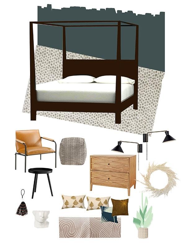 Master Bedroom Refresh-PLANS