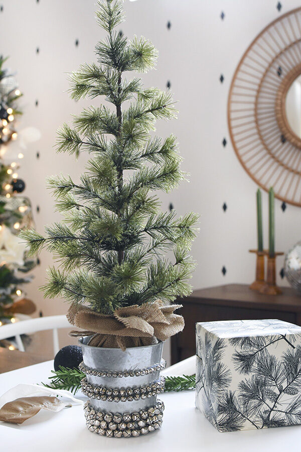 Classic Tabletop Tree pot