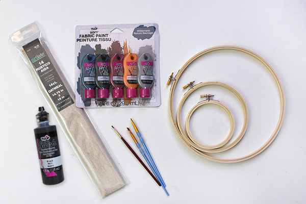 Modern Embroidery supplies