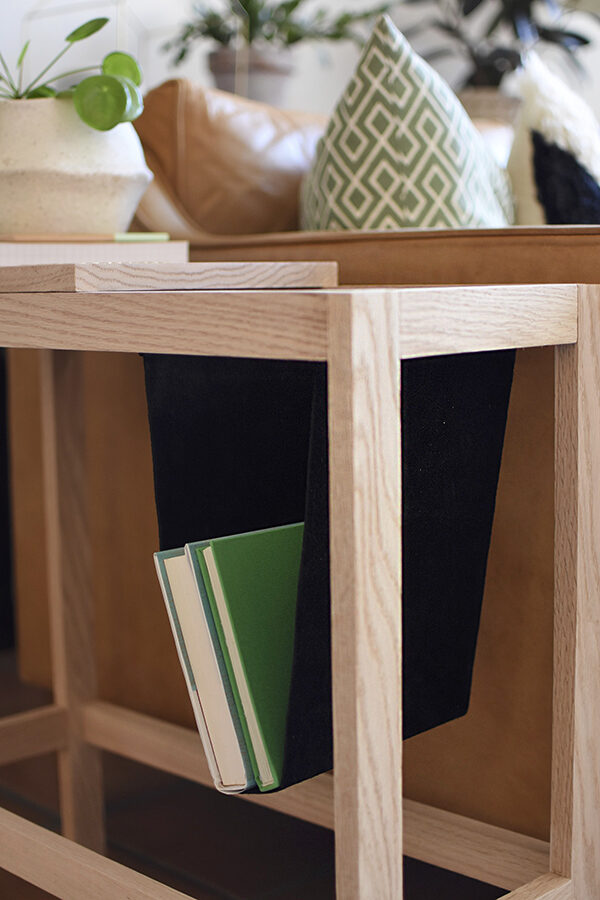 Modern Sling Side Table