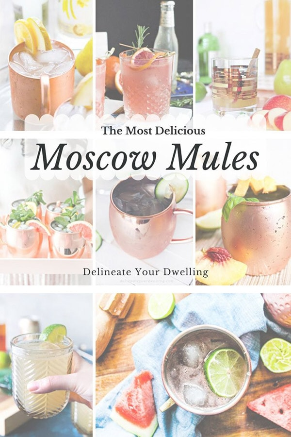 Moscow Mules Favorite recipes