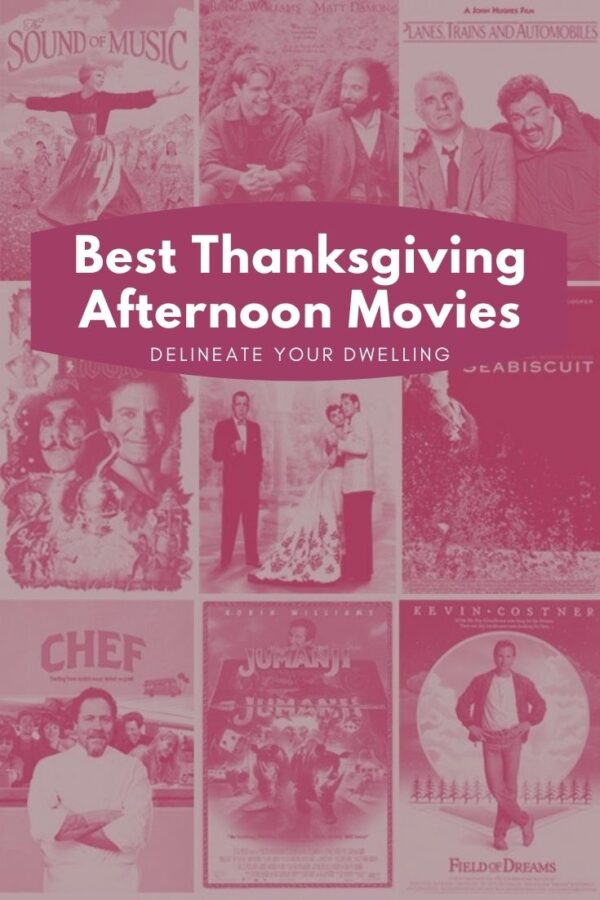 Must See Thanksgiving Afternoon Movies!
