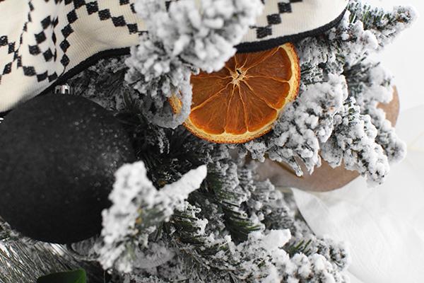 Dried Orange Slice ornament