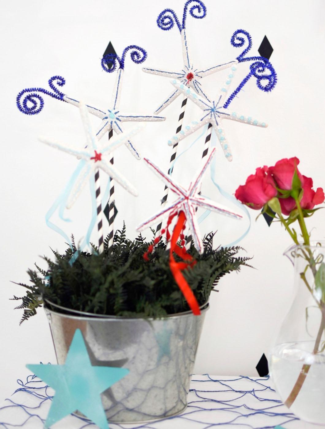 Starfish Display