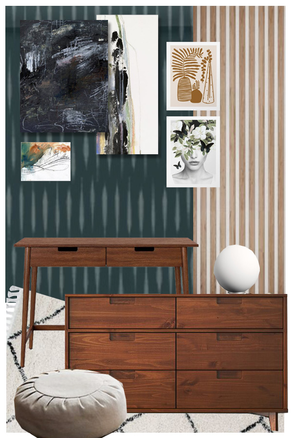 Office and Guest Room Plans