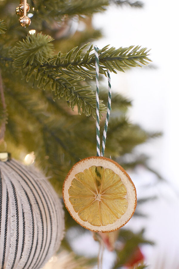 Orange Slices for Holiday Decor