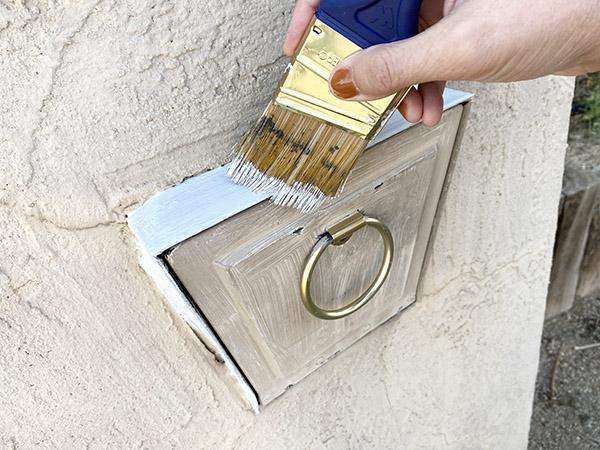Paint Mailbox